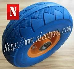 Tubeless PU Wheel (3.50X4)