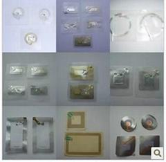 產品防盜不干膠電子標籤
