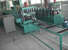 Light steel keel making machine T-bar making machine