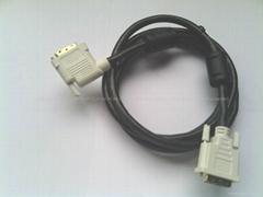 弯角DVI连接线
