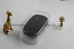 free shipping via DHL Slim Mini USB 2.4G Mouse 1600DPI Wireless Optical Mouse