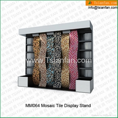 MM064 DESIGN SHOWROOM FOR GLASS MOSAIC DISPLAY