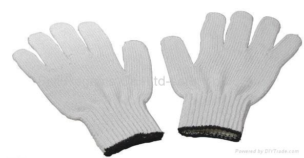 Cotton Canvas gloves  1