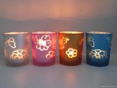 玻璃蜡烛杯-22H3