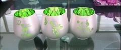 玻璃蜡烛杯-mb02