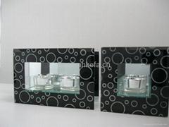玻璃蜡烛台 KF-003