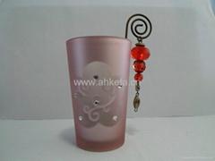 玻璃蜡烛杯-2008