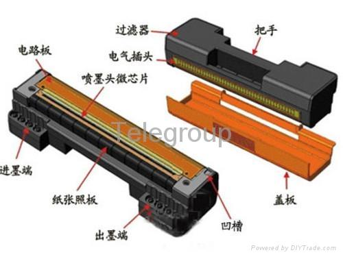 JM280C Full Color label printer 2