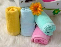 Plain Weave Cotton Face Towel
