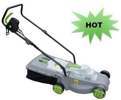 Electric Lawn Mower 1