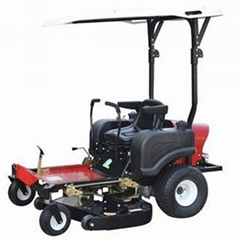 52'' Zero Turn Riding Mower with Sun Protector