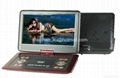 15 inch portable multimedia player with