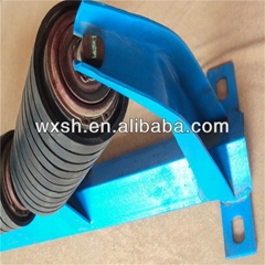 rubber belt conveyor roller 60mm-159mm