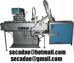 Full-automatic bottle cap pad printing