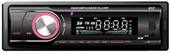 juxin 1 din car mp3 radio with fm sd aux