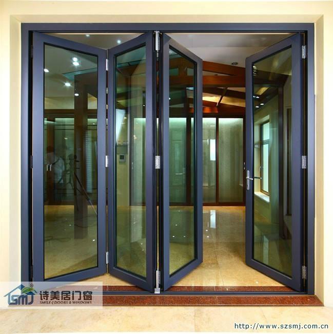 鋁合金折疊門 1