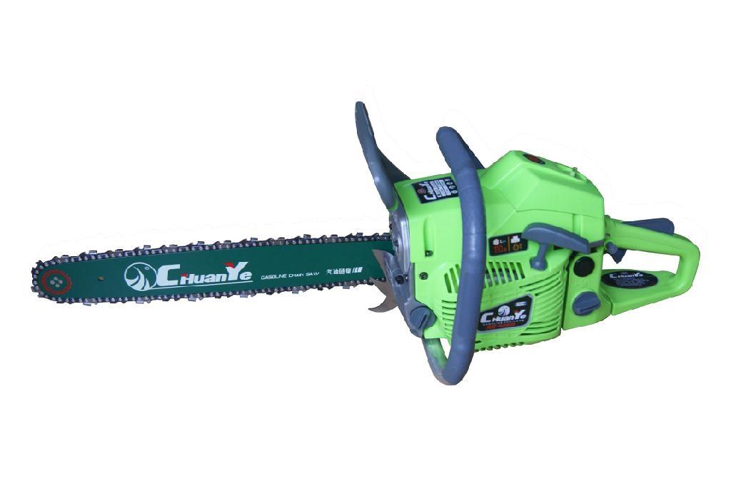 59cc chainsaw with origen chain 1
