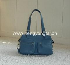 Fashion Geniune leather handbag women bags