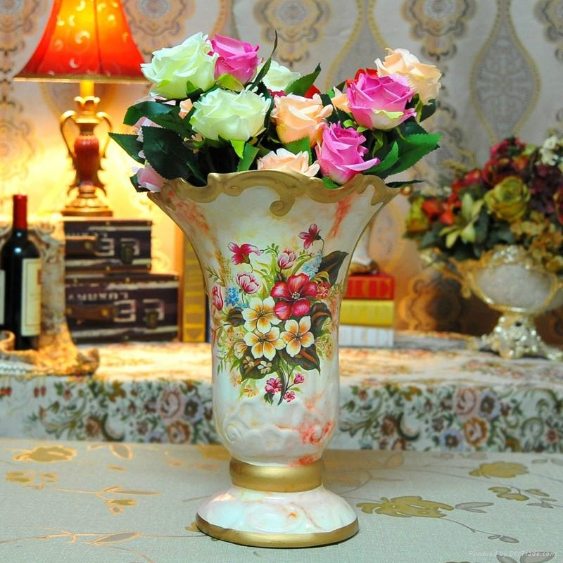 歐式風格花瓶擺件 2
