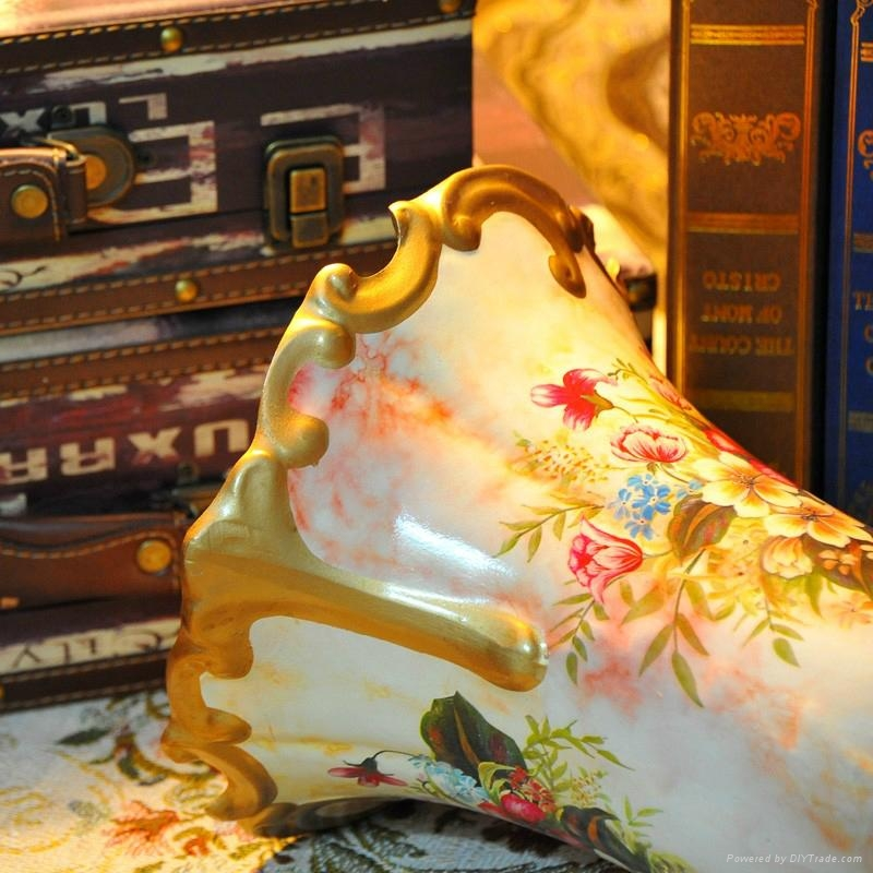 歐式風格花瓶擺件 4