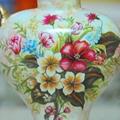 抽象高溫陶瓷花瓶裝飾擺件 3