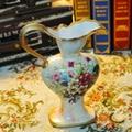抽象高溫陶瓷花瓶裝飾擺件 4