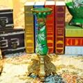 高溫陶瓷歐式宮廷古典燭台擺件