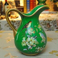 高溫陶瓷花瓶擺件