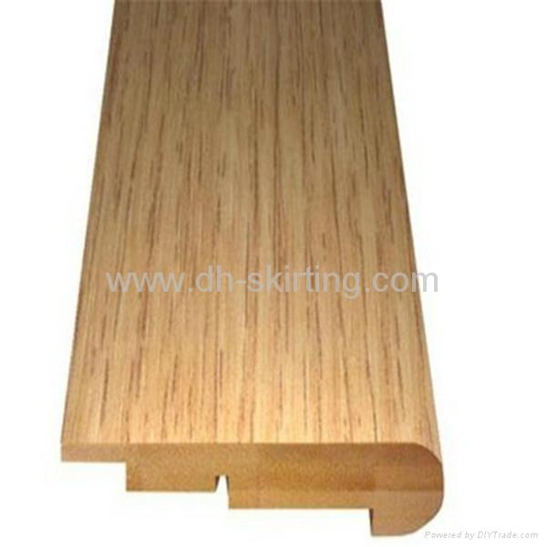Construction Materials Laminate Flooring Stair Nose Caps 1