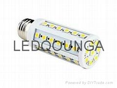 8W E27 5050 SMD 44 LED Corn Bulbs Light
