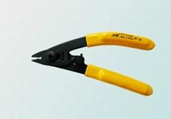 Dual-port Drop Cable Stripper