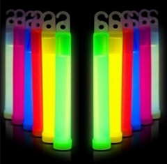 6'' Chemical Luminescent Military Light Sticks