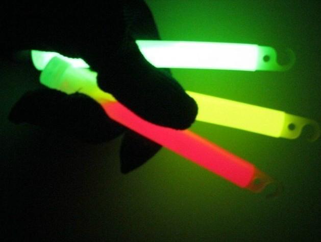 6'' Chemical Luminescent Military Light Sticks 2