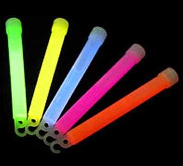 6'' Chemical Luminescent Military Light Sticks 5