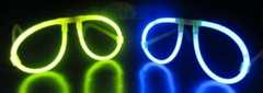 wholesale glow party glasses for Halloween glow decoration
