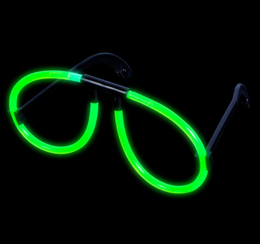 wholesale glow party glasses for Halloween glow decoration 3