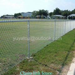 chain link fence anping(manufacturer)