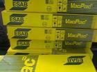瑞典伊萨OK61.25不锈钢焊条 4