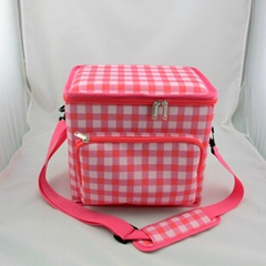 Durable Deluxe Insulated Lunch Cooler Bag (Many Colors and Size Available)