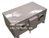 DUWACO air source heat pump VENTILATION