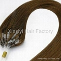 """2013New&Hot Hair Products Micro Ring Hair Extensions 16"""" 2"""