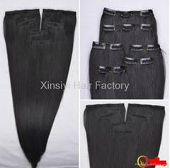 Queen Hair Products Clip-in Hair Extensions