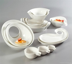 High quality porcelain tableware