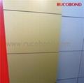 Aluminum Composite Panel Guangzhou PE