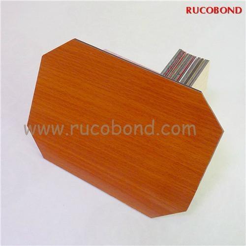PVDF/PE Cladding Wall ACP Aluminum Composite Panel Buailding material 2