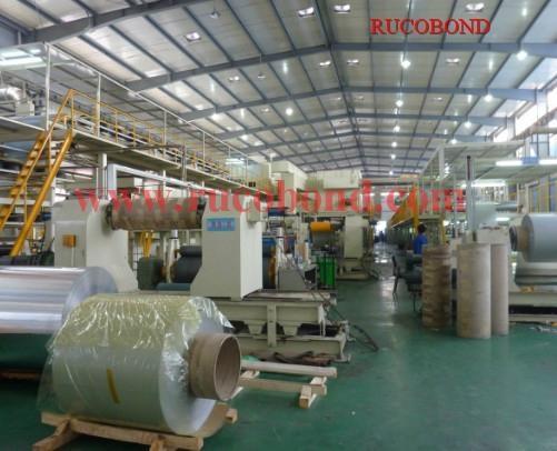 PVDF/PE Cladding Wall ACP Aluminum Composite Panel Buailding material 5