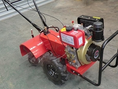 New product diesel tiller