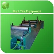 Roofing tiles machanical equipment