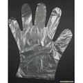 Disposable Textured Cast Poly (CPE) gloves  2