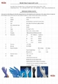 Disposable Nitrile gloves 5